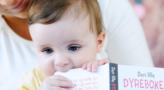 Hur läser man för barn som är 8 månader