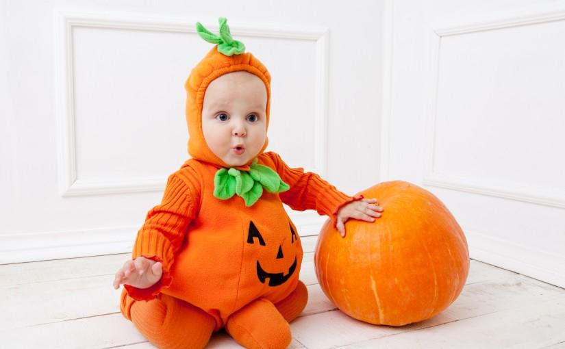 Bus eller godis – nu är det halloween!