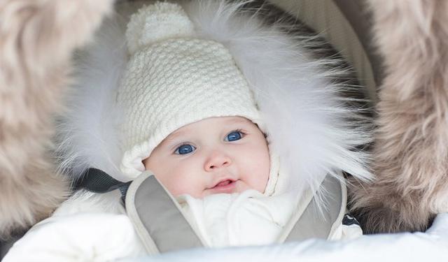 Håll koll på ditt barn i kylan