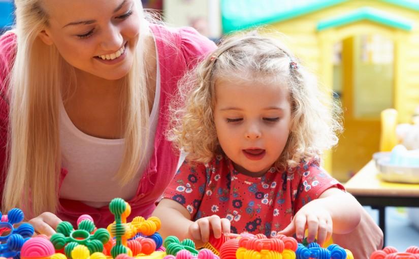 7 tips på hur du och barnet kan leka er in i matematikens värld