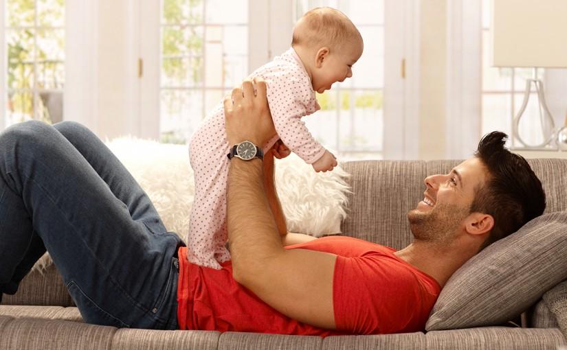 Saker att göra tillsammans med babyn