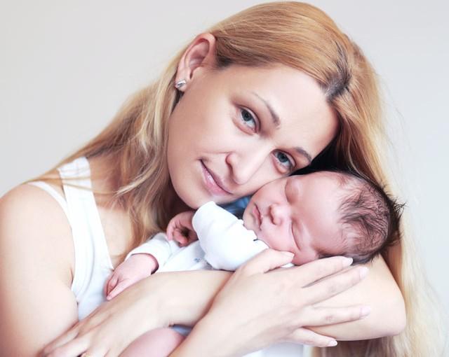 Därför förändrar du dig när du blir mamma