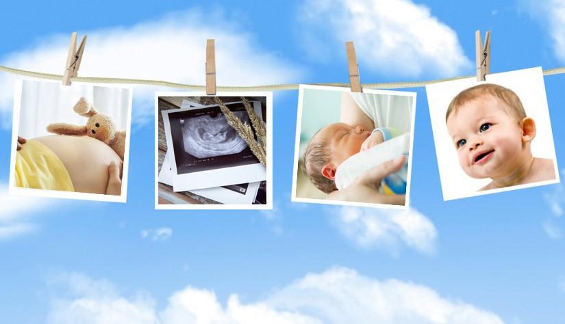 7 fina minnestips för gravida