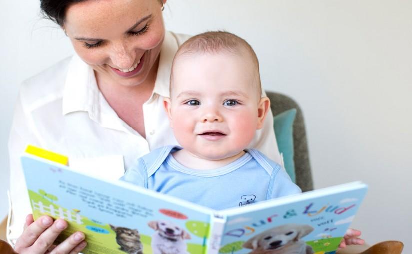 Topplistan över babyns första ord