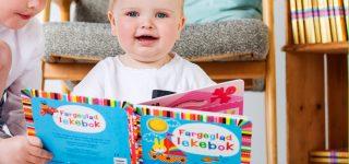 Språkutvecklingen hos 12 månader gamla barn