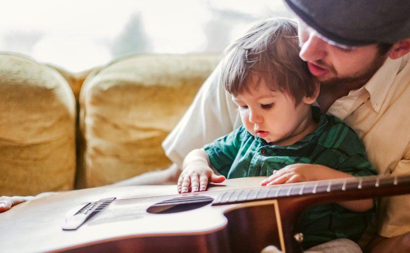 Detta gör musik med ditt barn
