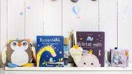 De bästa böckerna till babyn