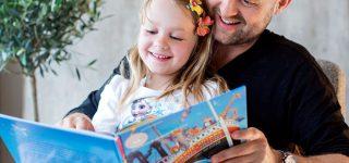 Läsning som värdefull koncentrationsövning för barn