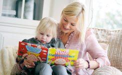 15 bra anledningar varför du ska läsa för ditt barn