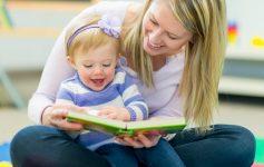 Få ditt barn att älska böcker