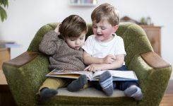 8 bra anledningar till att älska barnböcker