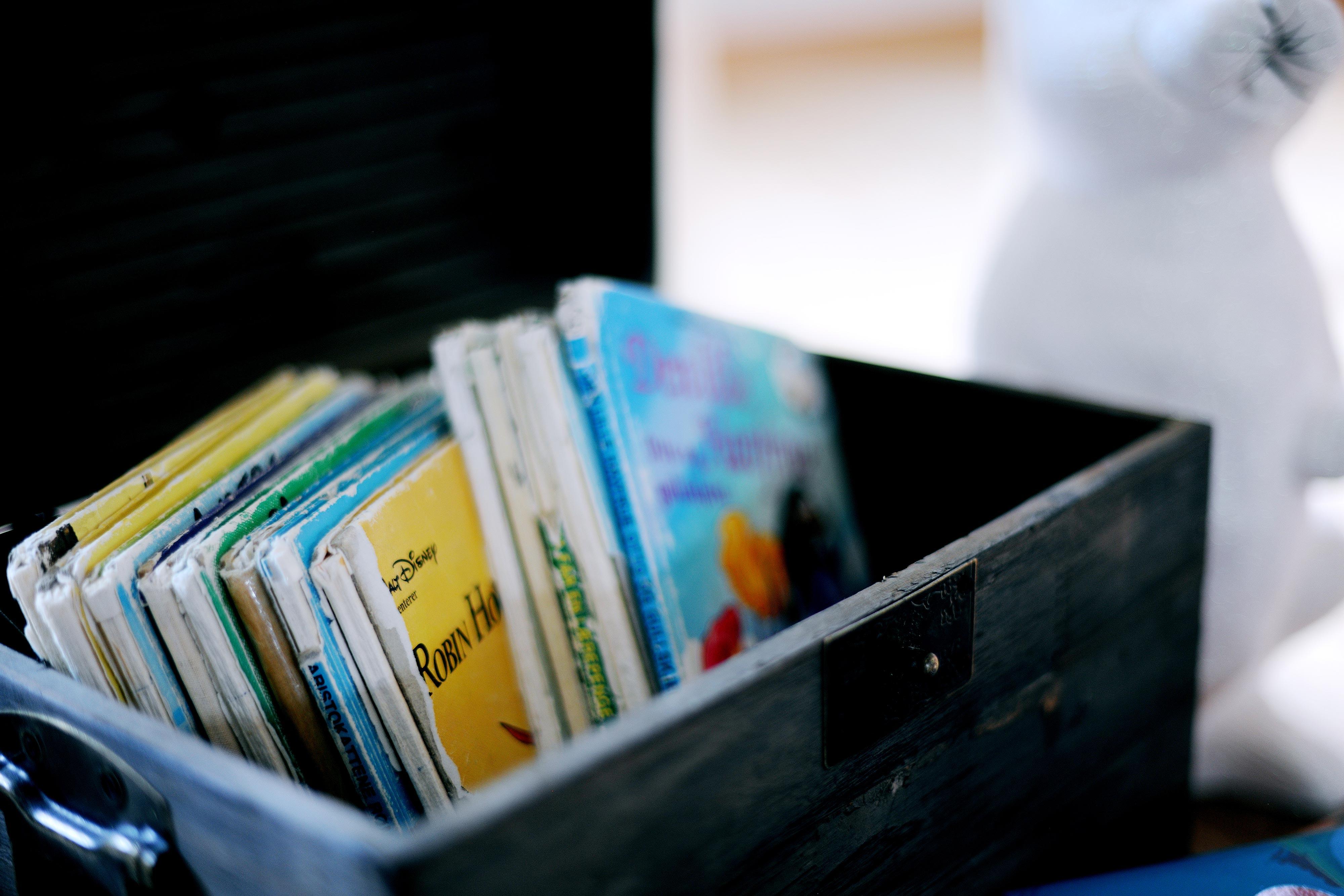 Vad är normal hållbarhet för en bok?