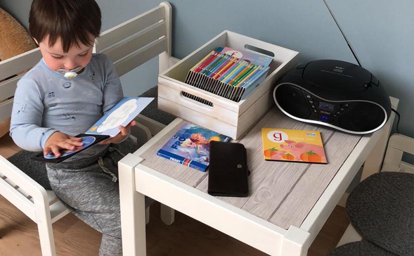 Funderar du på cd-spelare till ditt barn?
