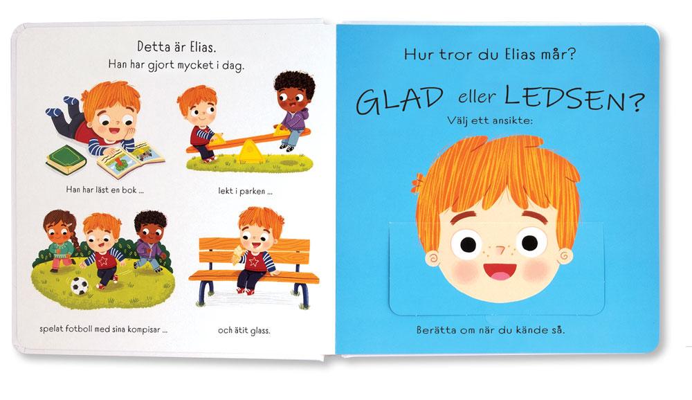 Därför är det viktigt att lära barn ord för känslor