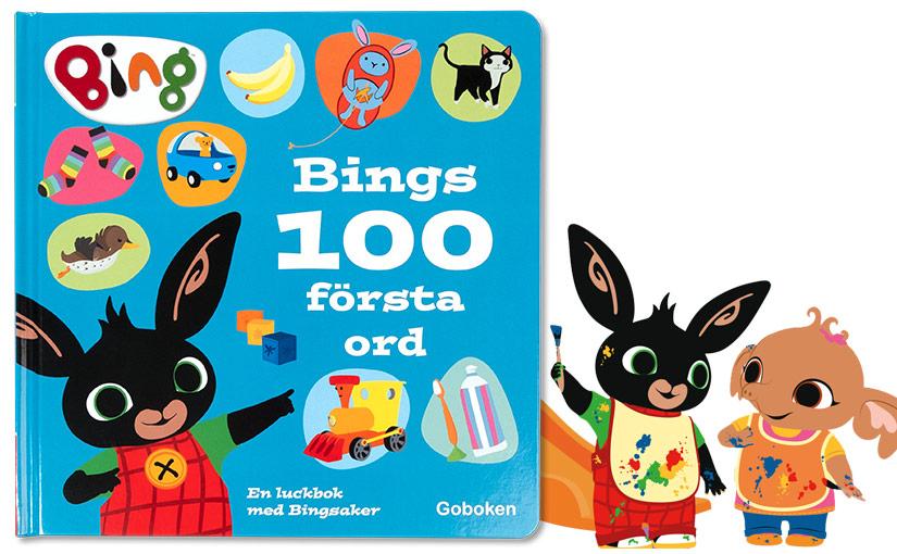 Att lära sig nya ord är en Bing-sak!